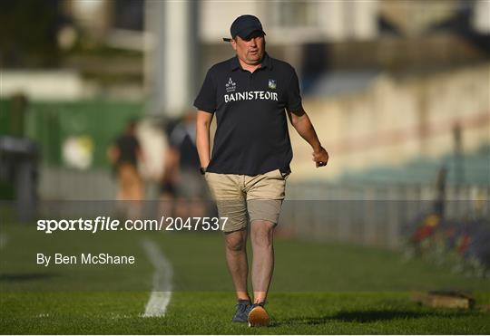 Limerick v Clare - Munster GAA Hurling U20 Championship Semi-Final