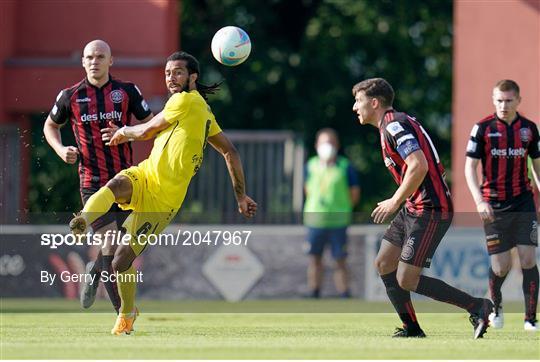 F91 Dudelange v Bohemians - UEFA Europa Conference League Second Qualifying Round First Leg