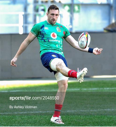 British & Irish Lions Captain's Run