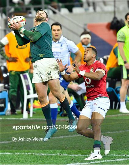 South Africa v British and Irish Lions - 1st Test