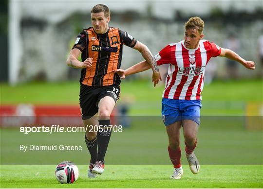 Treaty United v Dundalk - FAI Cup First Round