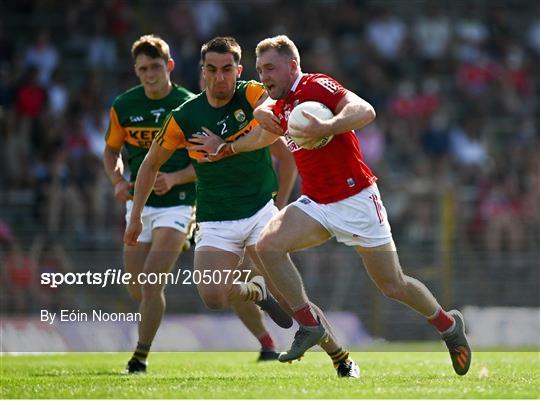 Kerry v Cork - Munster GAA Football Senior Championship Final