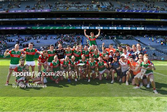 Galway v Mayo - Connacht GAA Senior Football Championship Final