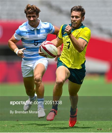 Tokyo 2020 Olympic Games - Day 3 - Rugby Sevens