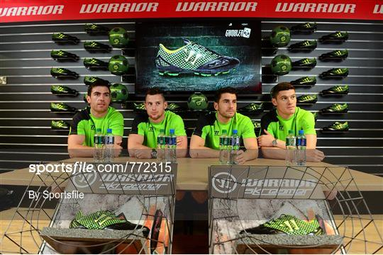Warrior Sports Ireland unveil exclusive endorsement deals with Dublin GAA stars