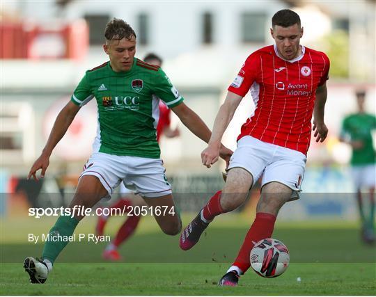 Sligo Rovers v Cork City - FAI Cup First Round