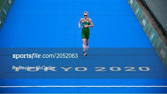 Tokyo 2020 Olympic Games - Day 4 - Triathlon