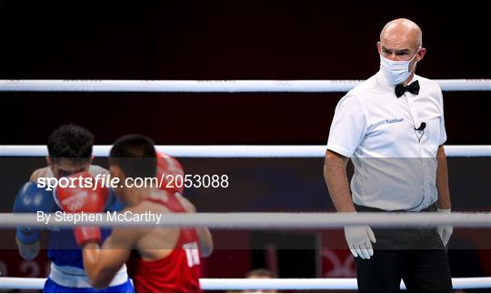 Tokyo 2020 Olympic Games - Day 5 - Boxing