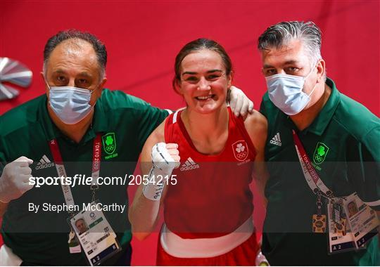 Tokyo 2020 Olympic Games - Day 7 - Boxing