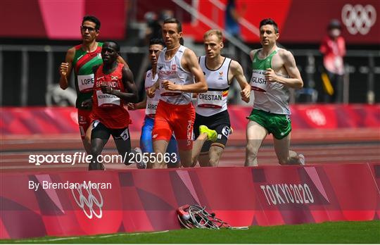 Tokyo 2020 Olympic Games - Day 8 - Athletics