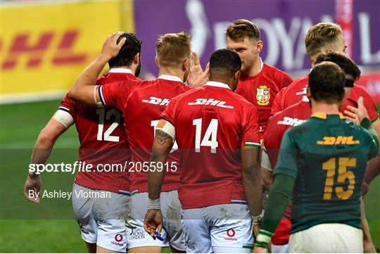 South Africa v British and Irish Lions - 2nd Test