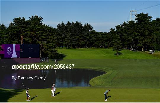 Tokyo 2020 Olympic Games - Day 9 - Golf