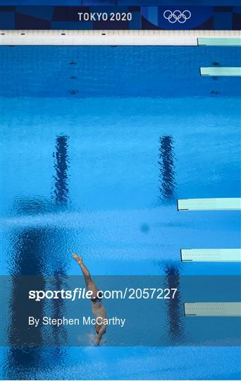 Tokyo 2020 Olympic Games - Day 10 - Diving
