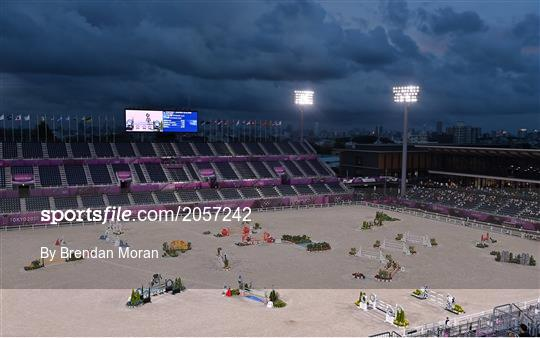 Tokyo 2020 Olympic Games - Day 10 - Equestrian