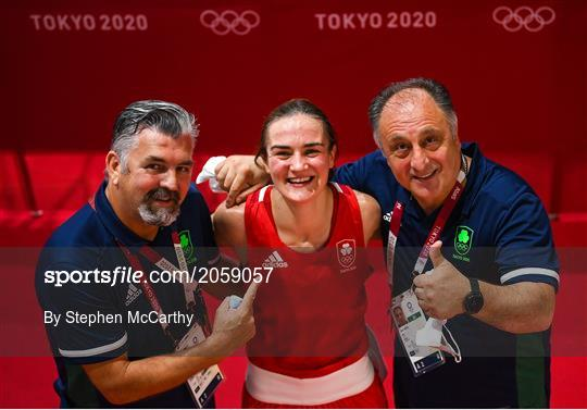 Tokyo 2020 Olympic Games - Day 13 - Boxing