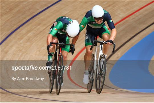 Tokyo 2020 Olympic Games - Day 15 - Cycling - Track