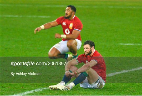 South Africa v British and Irish Lions - 3rd Test