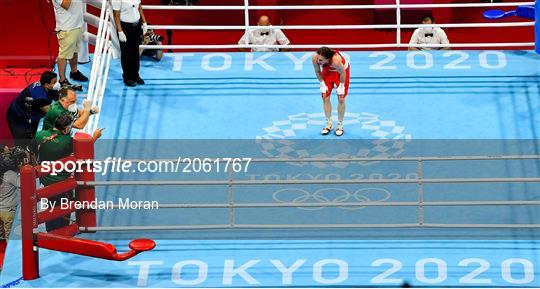 Tokyo 2020 Olympic Games - Day 16 - Boxing