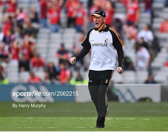Kilkenny v Cork - GAA Hurling All-Ireland Senior Championship Semi-Final