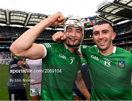 Cork v Limerick - GAA Hurling All-Ireland Senior Championship Final