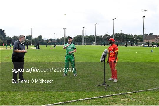 Ireland Wolves v Zimbabwe XI - One Day Match