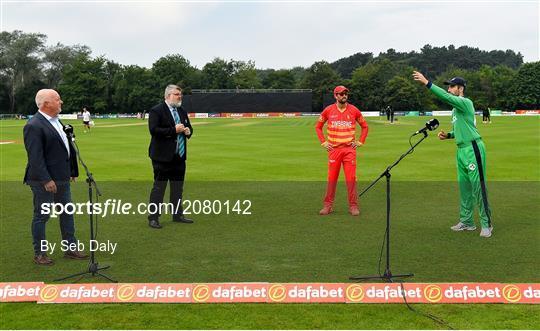 Ireland v Zimbabwe - 1st Dafanews International Cup ODI