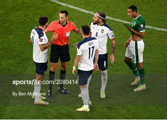 Republic of Ireland v Serbia - FIFA World Cup 2022 Qualifier
