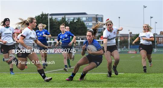 Leinster v Ulster - IRFU Women's Interprovincial Championship Round 2