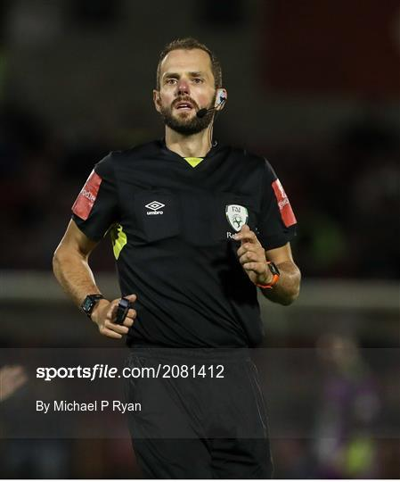 Cork City v Shelbourne - SSE Airtricity League First Division