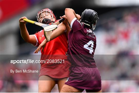 Cork v Galway - All-Ireland Senior Camogie Championship Final