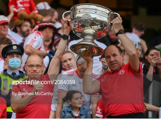 Mayo v Tyrone - GAA Football All-Ireland Senior Championship Final