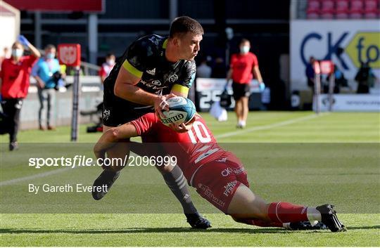 Scarlets v Munster - United Rugby Championship