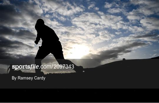 Dunloy v O'Donovan Rossa - Antrim County Senior Club Hurling Championship Final