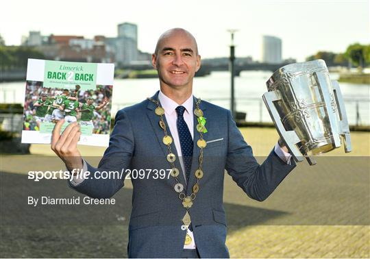 Launch of 'Back 2 Back' book