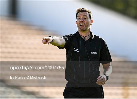 James Stephen's v Dicksboro - Kilkenny County Senior Hurling Championship Quarter-Final