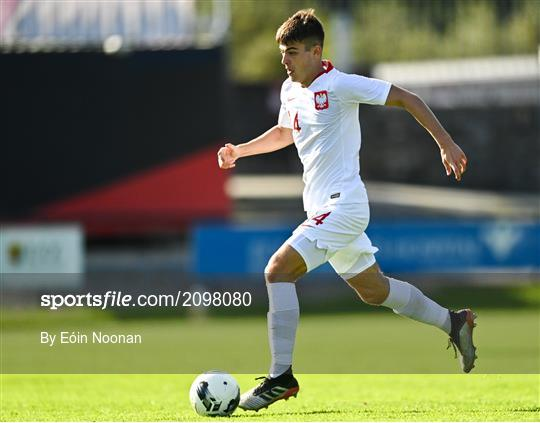 Poland v Andorra - UEFA U17 Championship Qualifier Group 5