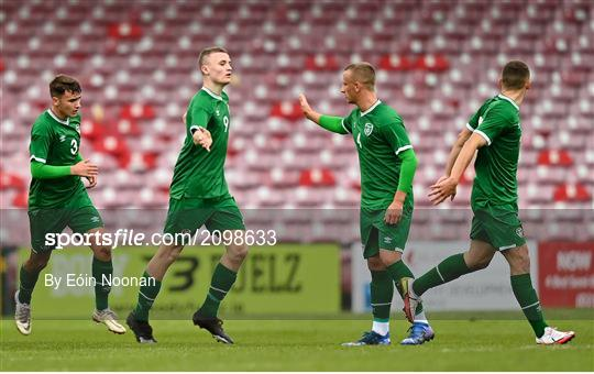 Republic of Ireland v Poland - UEFA U17 Championship Qualifier Group 5