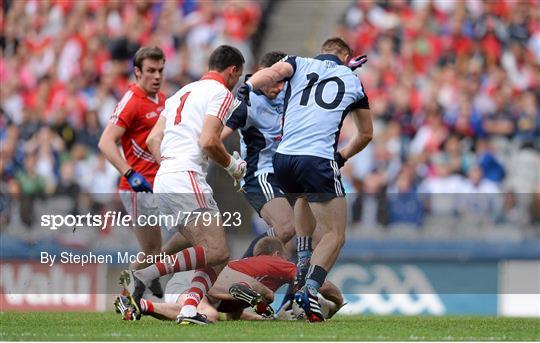 Dublin v Cork - GAA Football All-Ireland Senior Championship Quarter-Final