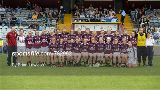Dublin v Galway - All-Ireland Ladies Minor A Championship Final Replay
