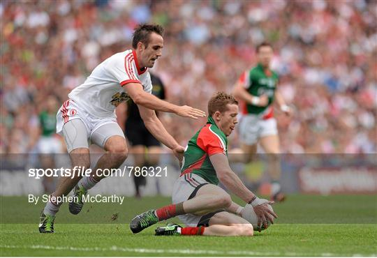 Mayo v Tyrone - GAA Football All-Ireland Senior Championship Semi-Final