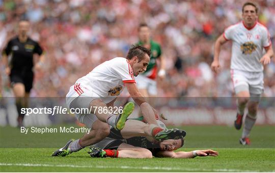 Mayo v Tyrone - GAA Football All-Ireland Senior Championship Semi-Final