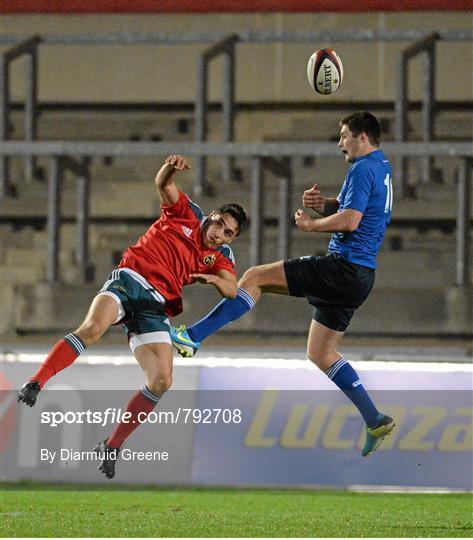 Munster v Leinster - Under 20 Interprovincial