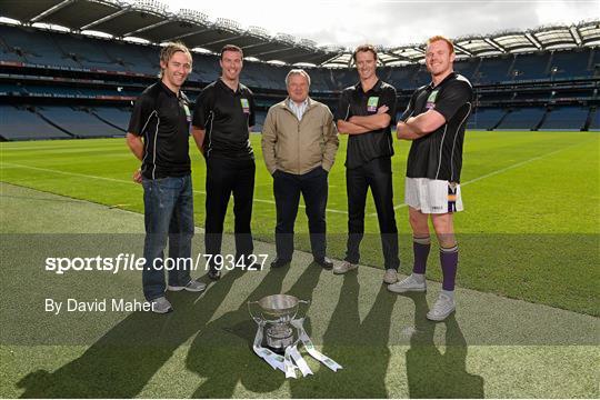 FBD All-Ireland Football Sevens Launch