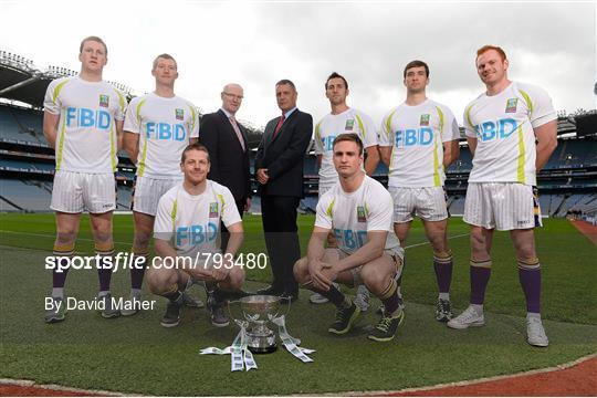 FBD All-Ireland Football Sevens Launch