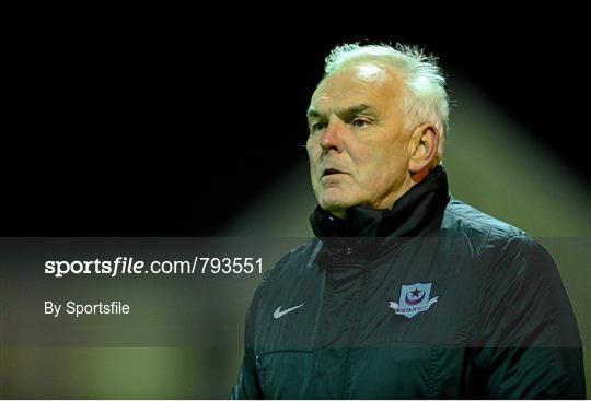 Drogheda United v Finn Harps - FAI Ford Cup Quarter-Final Replay