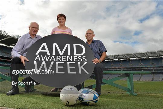 Launch of AMD Awareness Week