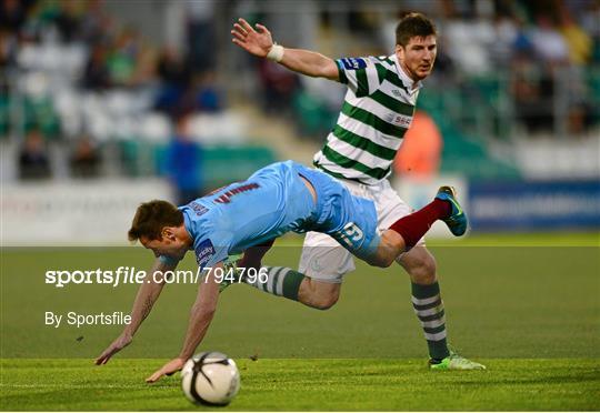Shamrock Rovers v Drogheda United - EA Sports Cup Final