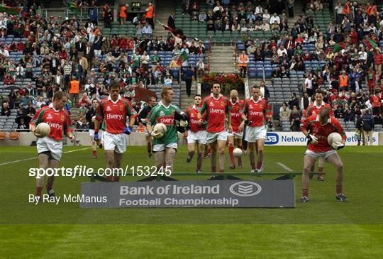 Mayo v Fermanagh Replay