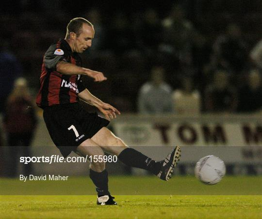 Longford Town v Athlone Town