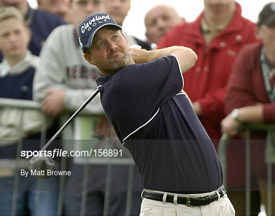 World Golf Championship Thursday